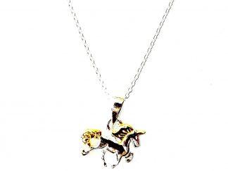 Beautiful Child's Unicorn Necklace