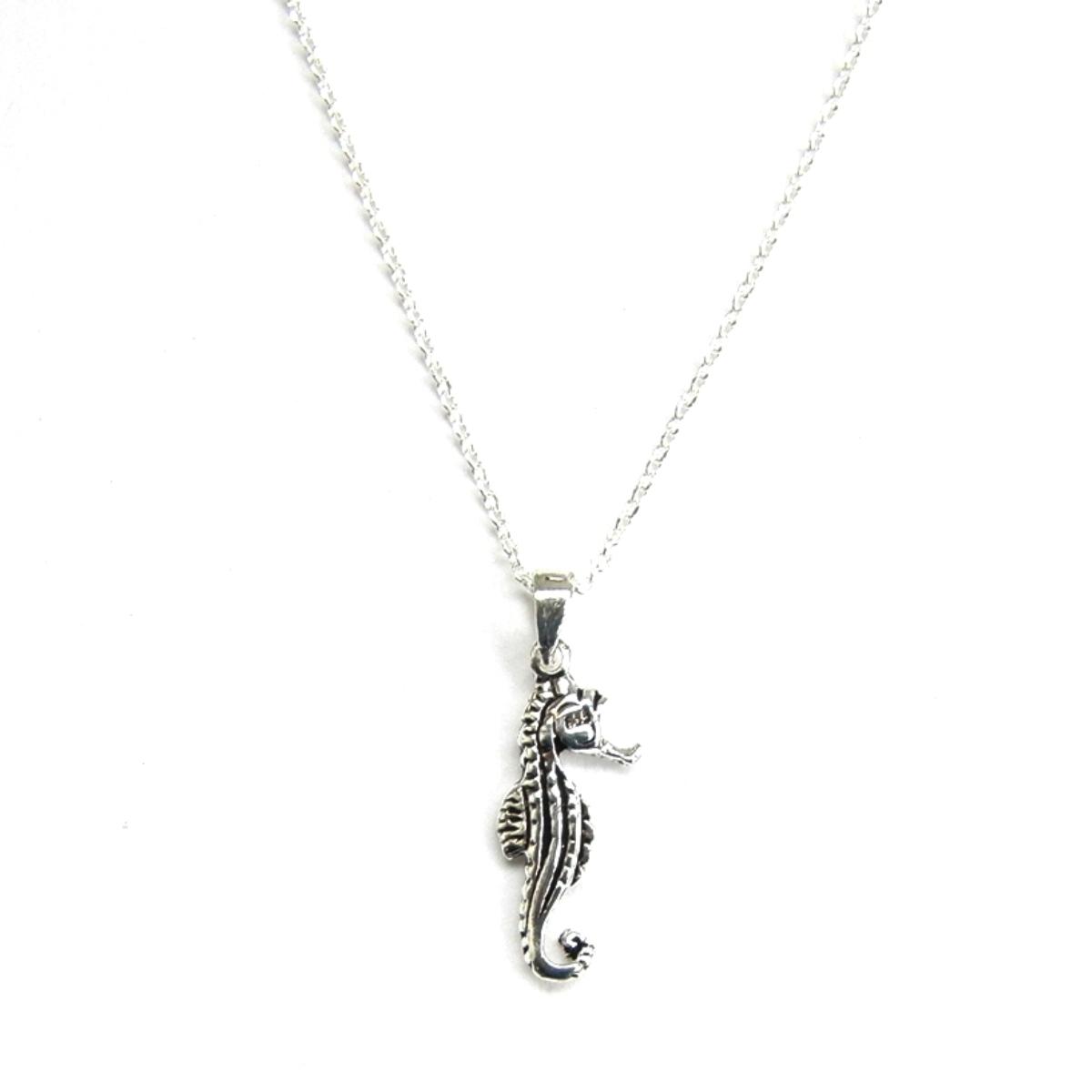 Child's Seahorse Necklace.