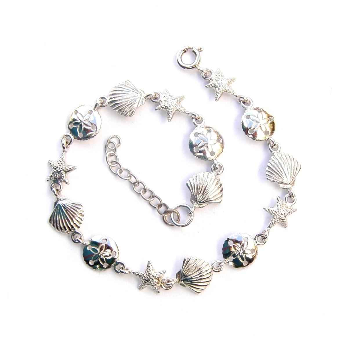Lovely Sea Themed Bracelet.