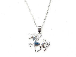 Beautiful Dainty Unicorn Necklace