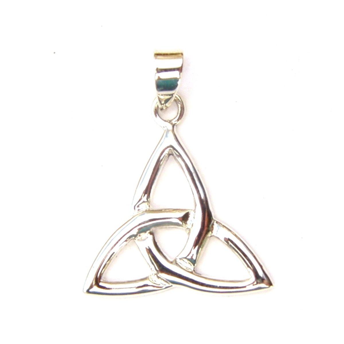 Goddess Single Triquetra Pendant.